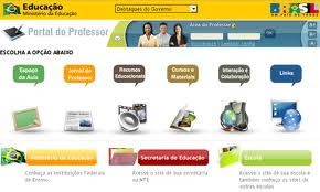 PORTAL DO PROFESSOR .