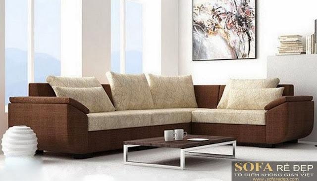 Sofa vải G086