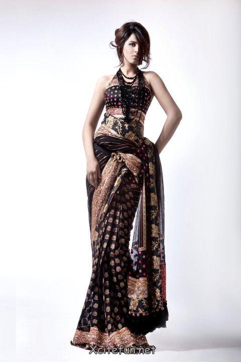 Khadijah Shah Pret Line Dress For Eid