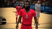 Rockets Red Short-Sleeved Christmas Jersey
