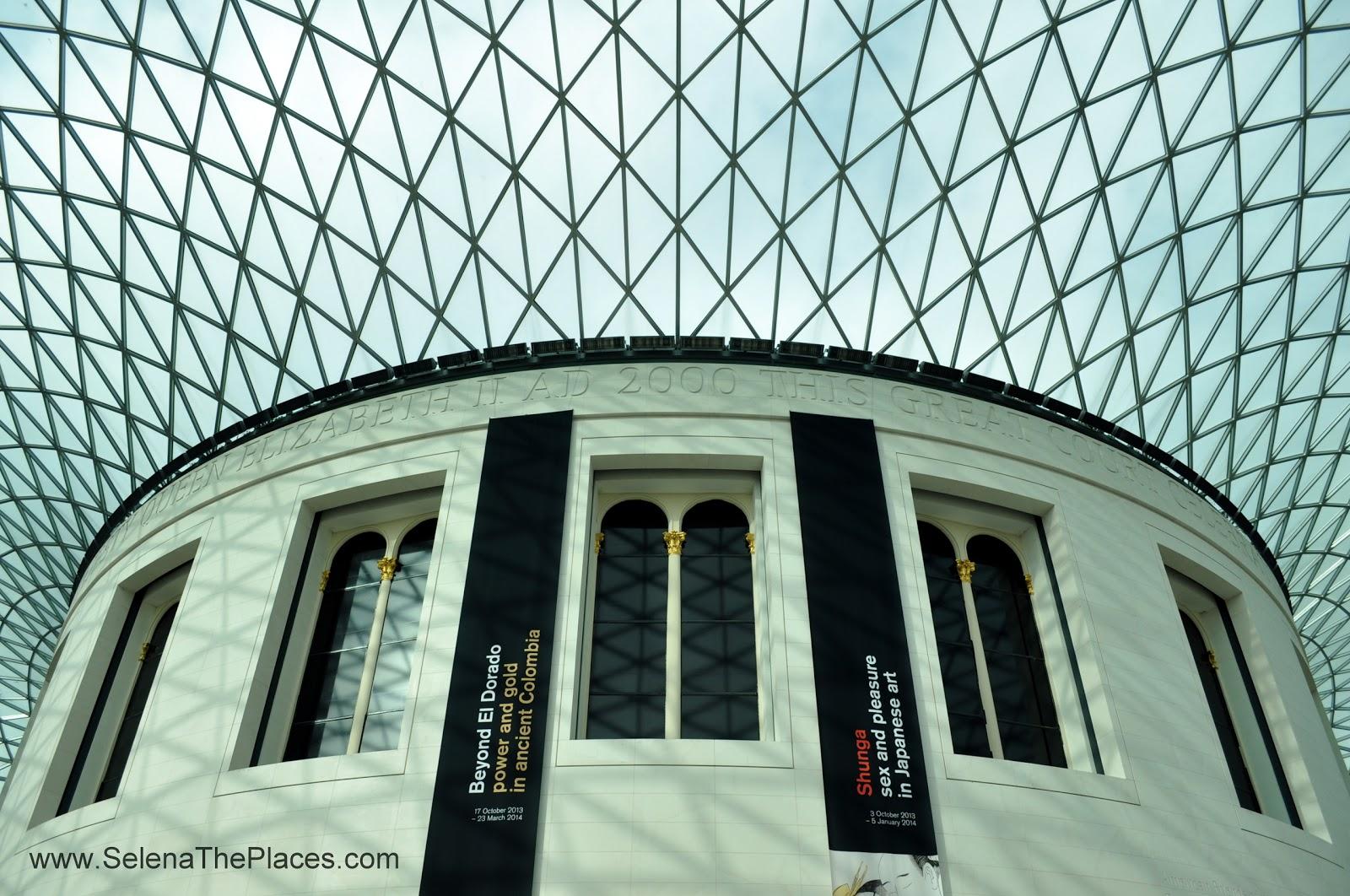 british museum hours