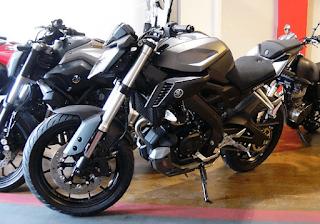 Motor sport sampai kini telah jadi andalan dari Yamaha lantaran dua segmen yang lain seperti skuter matik serta bebek pabrikan asal Jepang masih tetap kalah dari Honda.