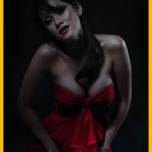 Foto gambar hot seksi artis Olla Ramlan