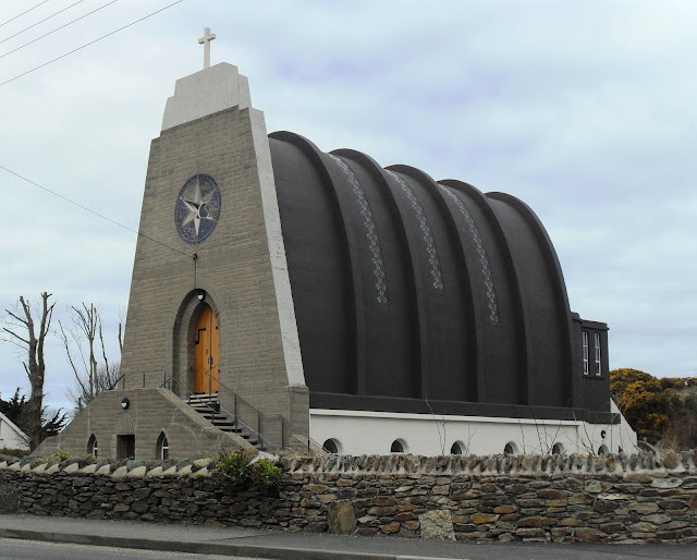 Our Lady, Star of the Sea Catholic Church in Cemaes Bay