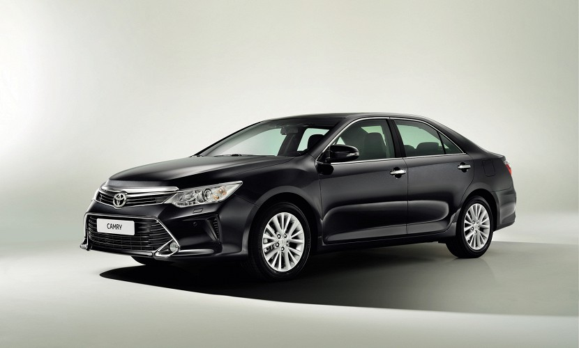 toyota gives 2015 camry a facelift for russia 2015 toyota camry major