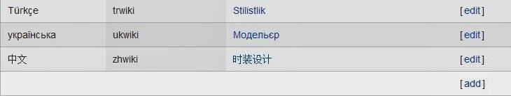 Adding translated article language in Wikipedia