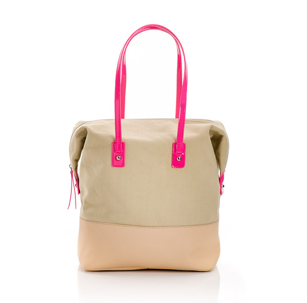 Shoemint's Carry All Tote via HollyWould