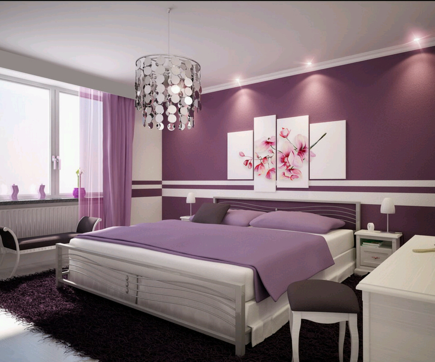 Modern bed designs ideas. ~ Furniture Gallery