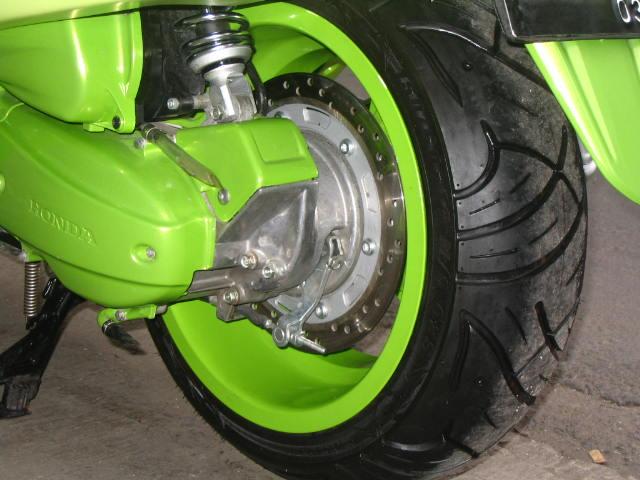 DIJUAL. Honda PCX FULL MODIF title=