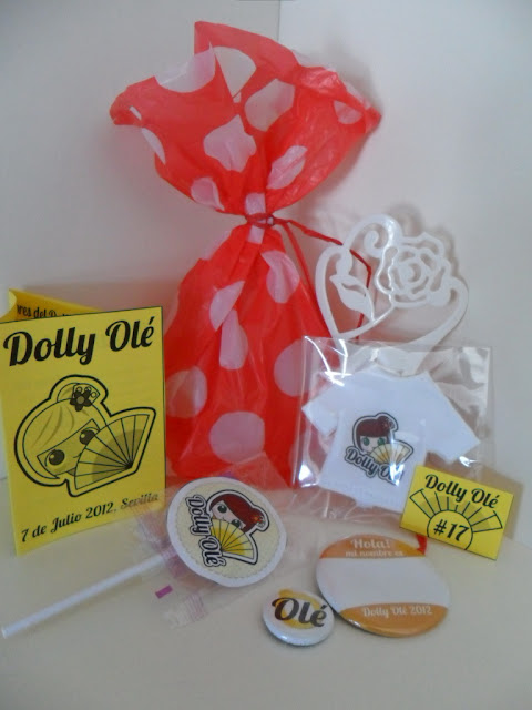 Welcome Pack VIP Dolly Olé 2012
