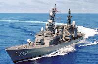 Asagiri class destroyer