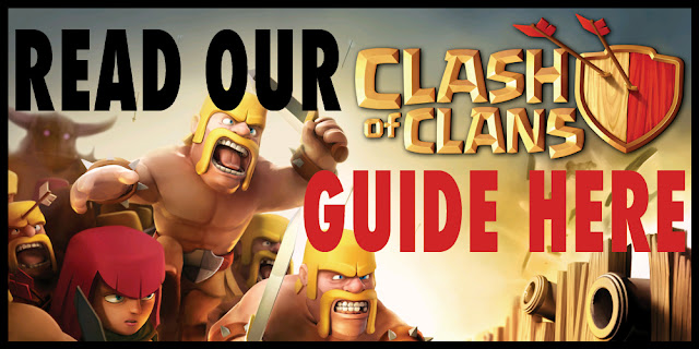 Clash of Clans Guide - How To Keep / Protect Your Gold
