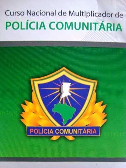MULTIPLICADOR POLÍCIA COMUNITÁRIA 5ª EDIÇÃO 2013
