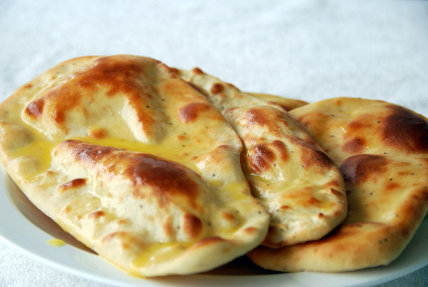How to make Naan Bread | My Easy Menu
