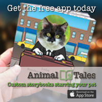 Create a book starring YOUR pet!