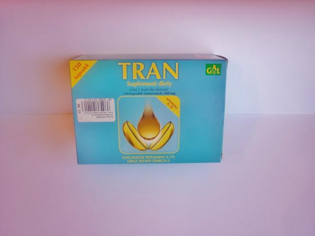 Suplementy diety - tran