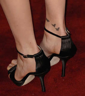 Michelle Williams Tattoo Ideas - Michelle Williams Tattoo Photo Gallery