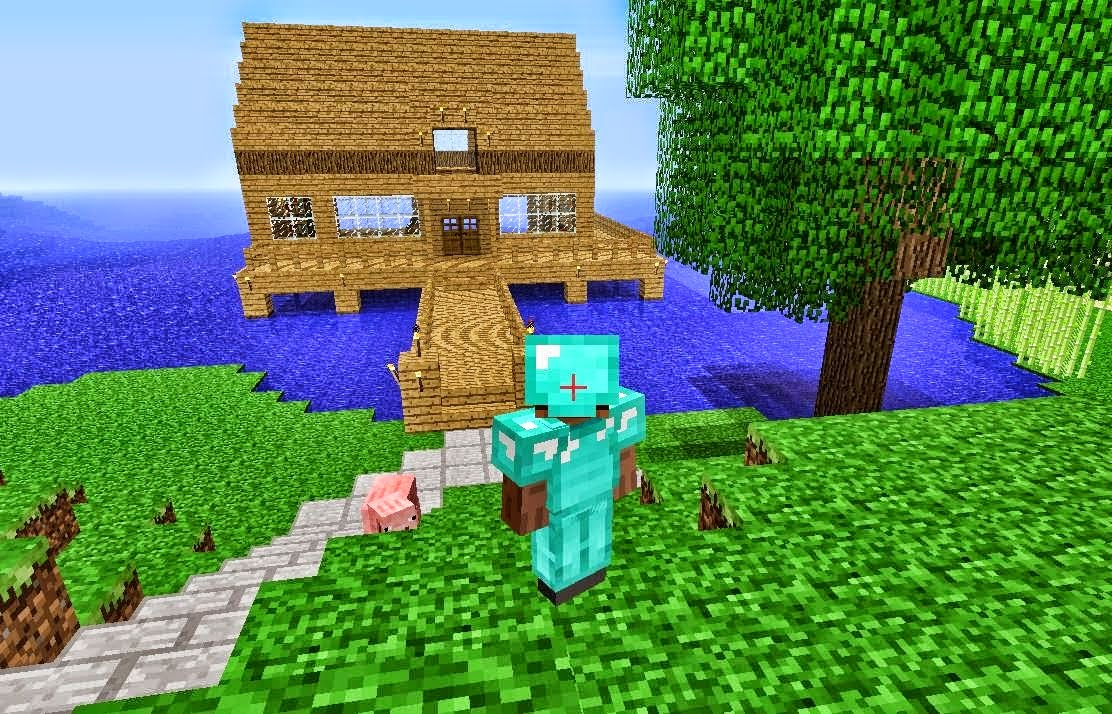 Download minecraft pc full version free download free for Mine craft free demo