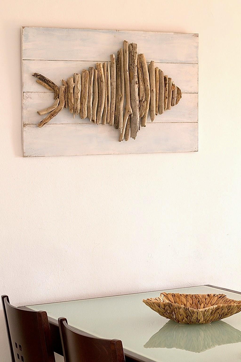 Vicky\'s Home: Diy Madera a la deriva / Diy Driftwood