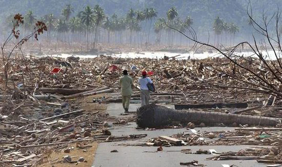 The Boxing Day Tsunami Pictures