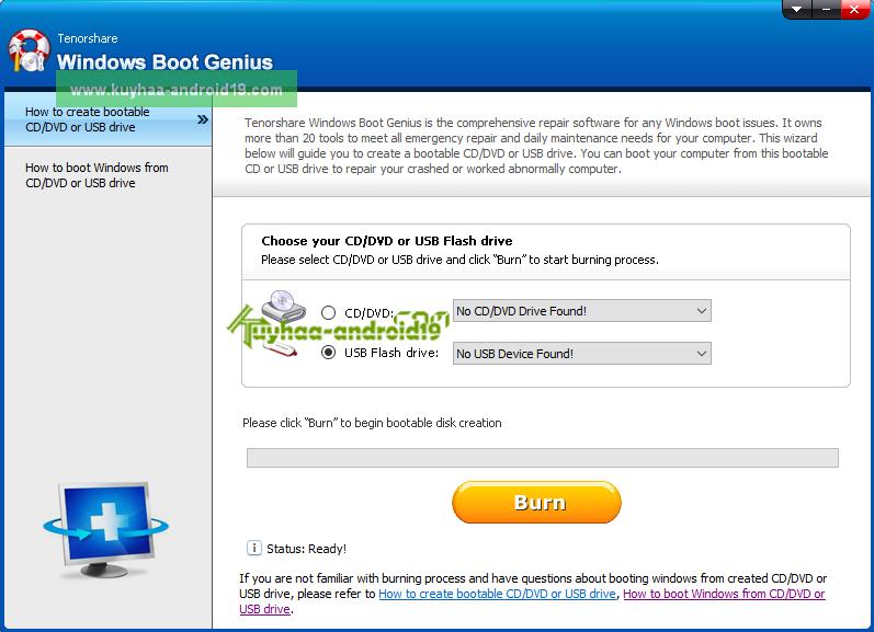 Windows Boot Genius kuyhaa