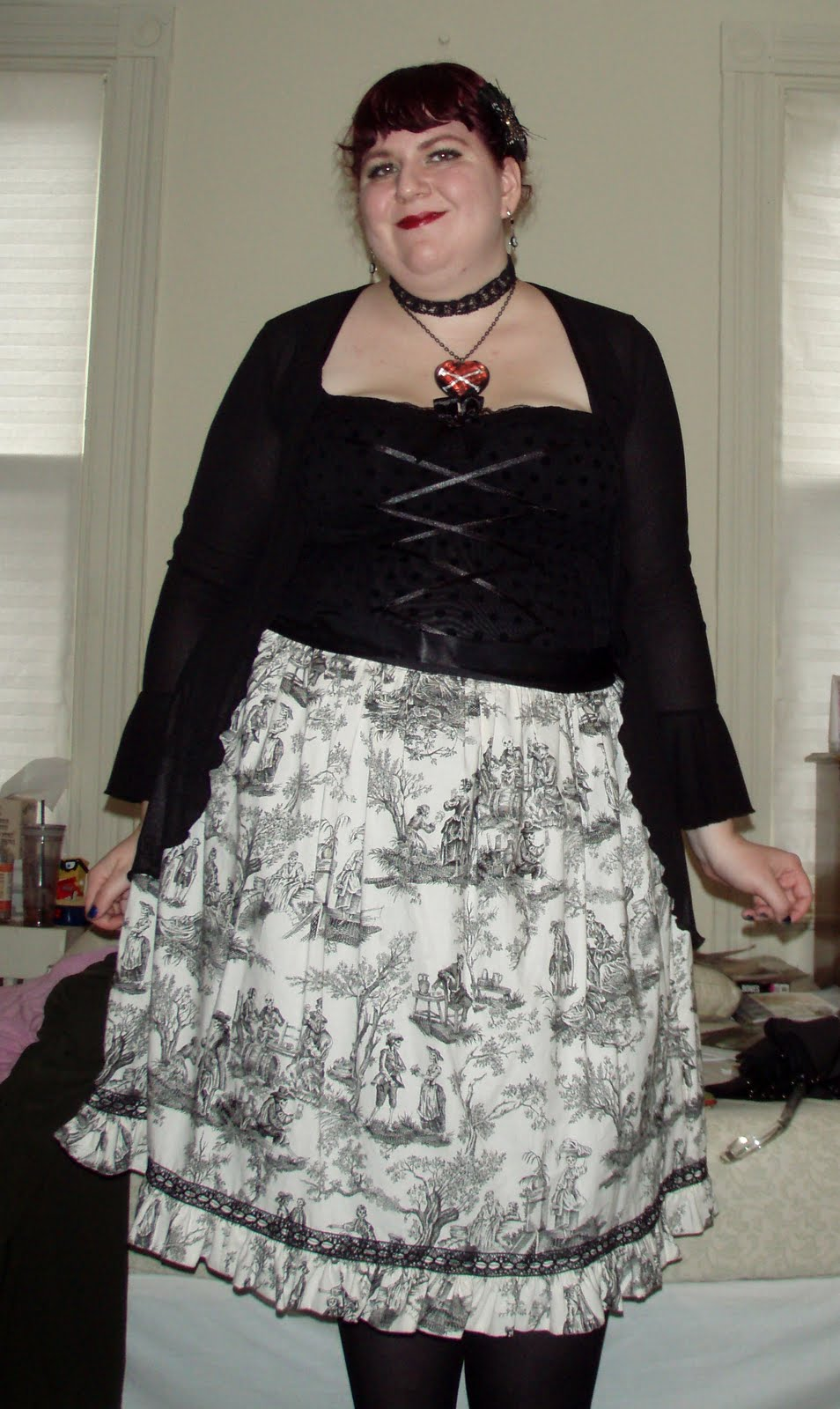 OOTD: Torrid, why must we play these silly games?   Ruffles Not Diets
