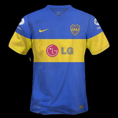 Camisetas 2011-2012 futbol argentino
