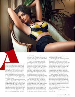 www.CelebTiger.com++GQ+Photoshoot+India+Sonam Kapoor10 Sonam Kapoor Shows Hot Cleavage In GQ India 2013 HQ Photos