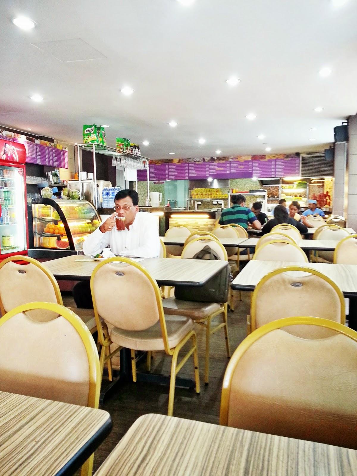 Venoth's Culinary Adventures: Restoran Jaya @ Brickfields, Kuala ...