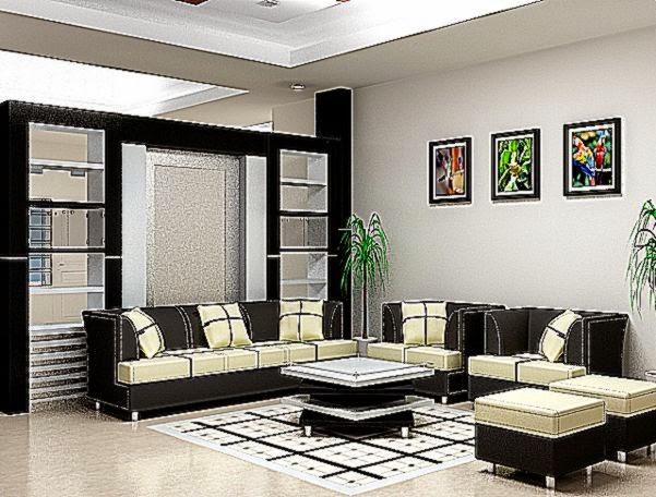 10 Desain Interior Ruang Tamu Minimalis Elegan  iDea Rumah Idaman