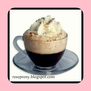 Resep Minuman Dingin Cappucino
