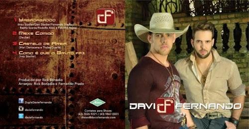 Baixar CD EP Davi e Fernando (Lançamento 2015) MP3
