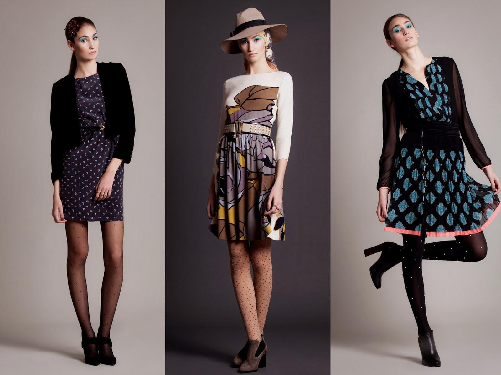 Más vestidos para ti: Hoss Intropia OI 2013-2014 enamorate