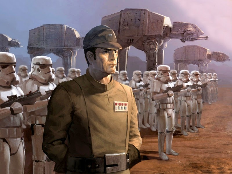 Imperial army assembly