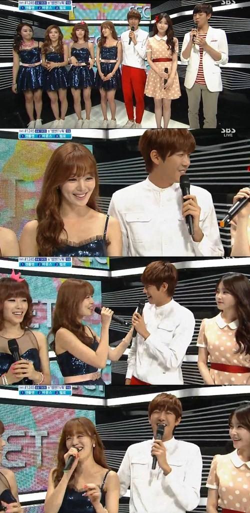 Kwanghee, Sunhwa