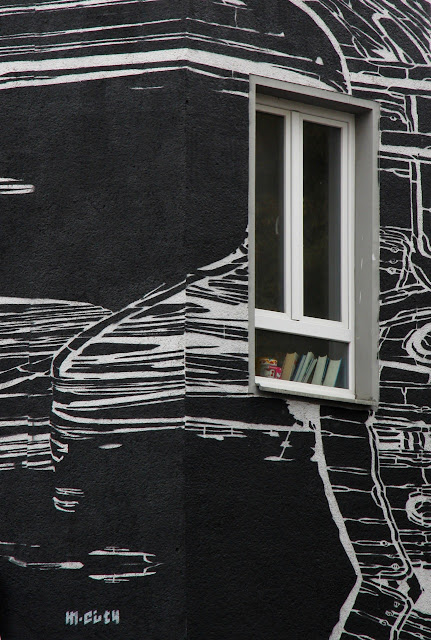 Street Art By German Artist M-City In Cologne, Germany For CityLeaks. details