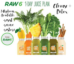 Organic, Raw 1-Day Juice Cleanse that I adore!