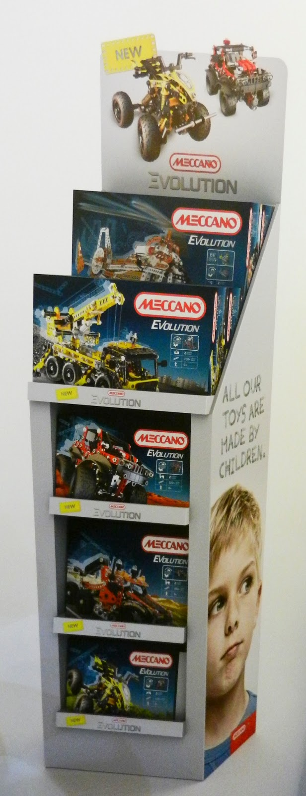Best Meccano Sets And Toys For Kids : Ralph and sue s meccano news january toy fair the