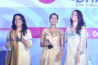 Aishwarya, Jackky and Pooja Pictures