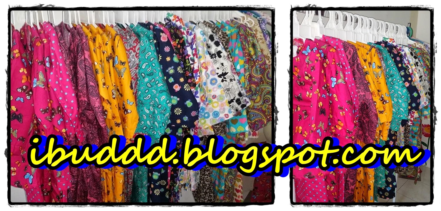 READY MADE BAJU KURUNG