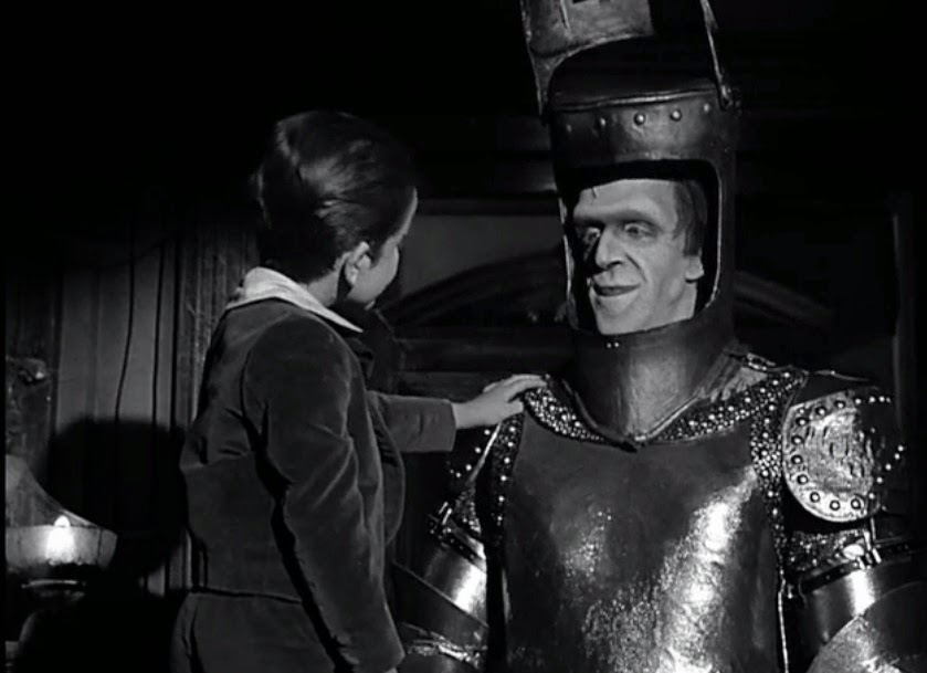 munster masquerade the first episode of cbss the munsters 1964 1966 takes the munster family to high society and in halloween costumes to boot - Munsters Halloween Episode