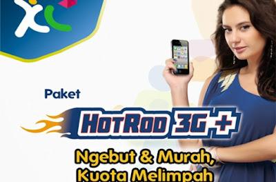Paket Internet Murah 3G XL Terbaru