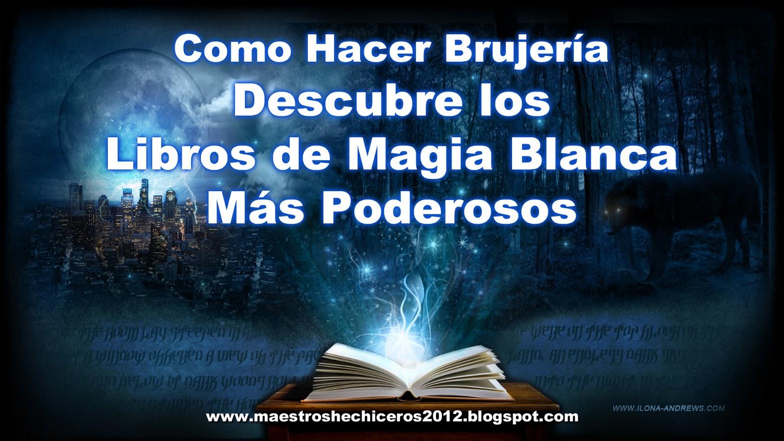 Aprender magia blanca for Romero en magia blanca