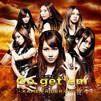 Kamen Rider GIRLS. Go Get 'em