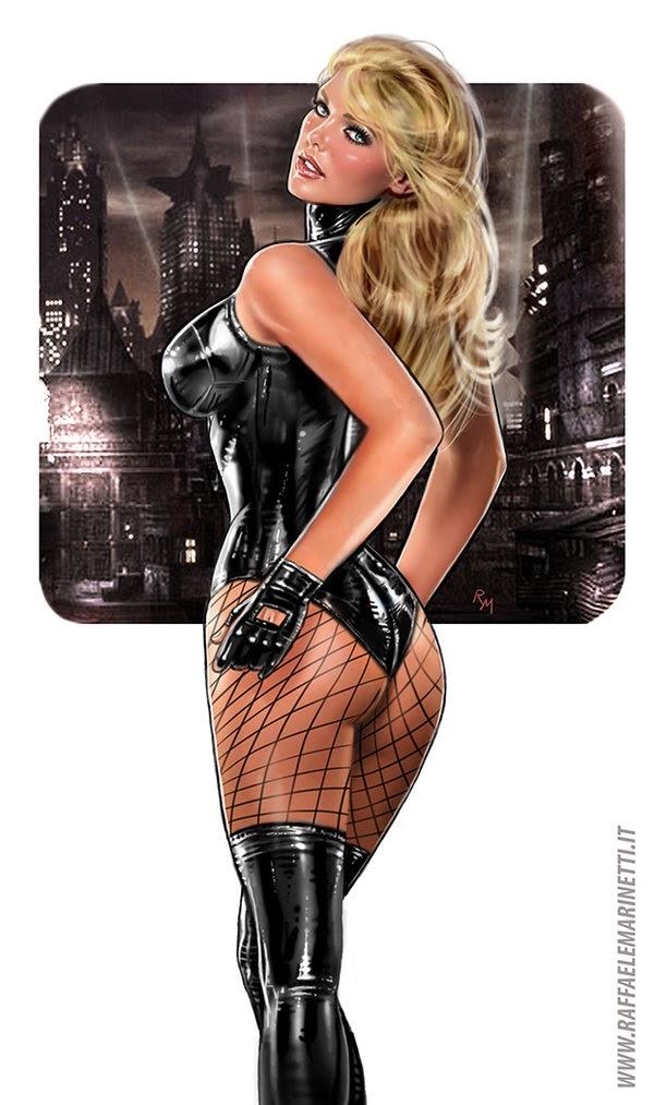 Black Canary Kj011