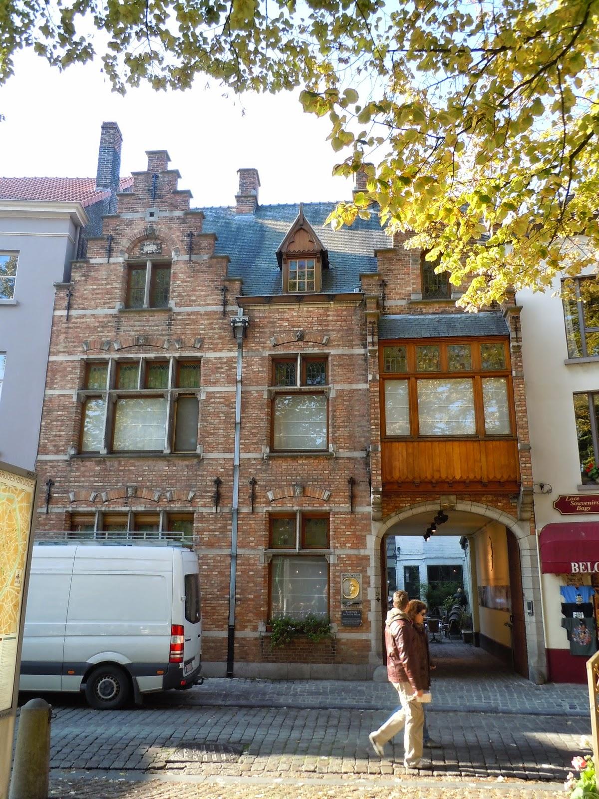 Bruges Cervejaria De Halve Maan