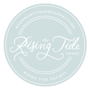 Proud Member of the Rising Tide Society