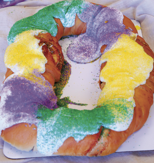 Rouses Supermarket King Cakes