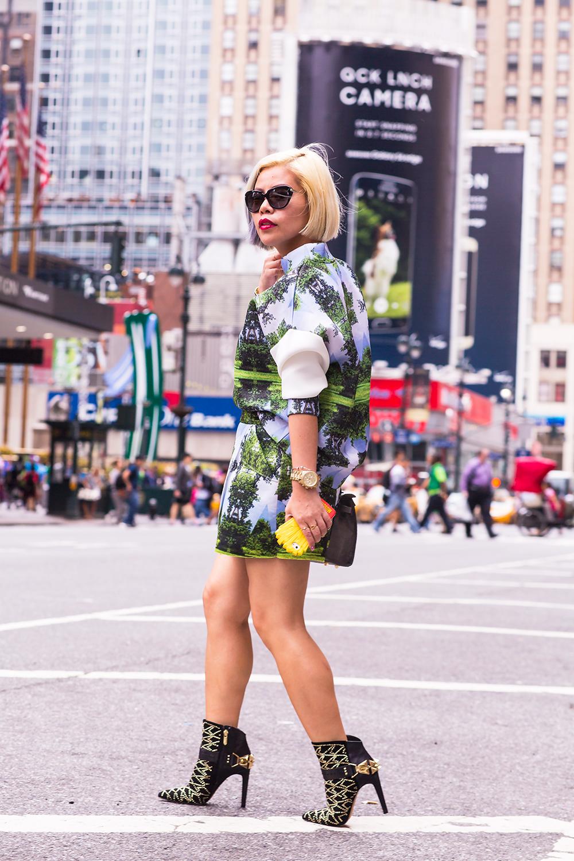 CrystalPhuong- New York Fashion Week- Day 3