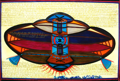 Ionel Talpazan's 'Fundamental UFO'